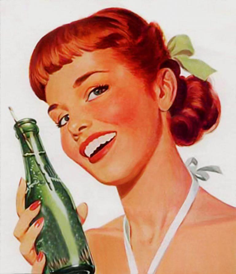 Imagen antigua de Publicidad