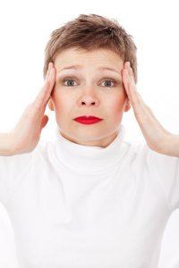 Mujer estresada - Busco redactor freelance