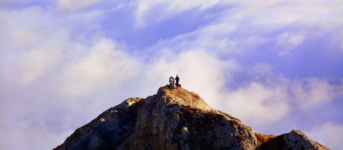 Reto de montaña